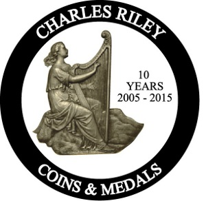 charles riley coins and medals
