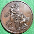 RHS Horticulture Society of London medal 1804