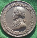 Lord Nelson medal 1844