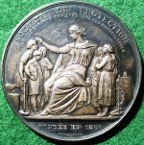 France, Factory Children's Protection Society founded 1866, awarded 1886, by A Dubois