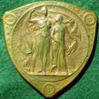 "USA, Louisiana Purchase Exposition Philippine Exhibit ""Gold"" Medal 1904, bronze-gilt medal"