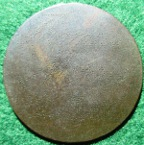 Convict Token, early 19th century, named Thomas Morris, 12 months, bronze 29mm