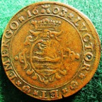 Netherlands, Zeeland, Middelburg, Command of the Seas 1603, bronze