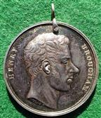 Westmoreland, Henry Brougham's parliamentary candidature 1818, silver medal