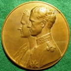 Belgium, Great War, Allied Veterans Federation, Congress medal 1935