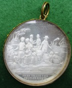 Repeal of the Corn Laws medal