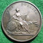 Osnabuck, Prince Frederick as Bishop 1764, medal