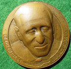 France, Charles Guyot (1892-1963), Poet, known as Géo-Charles, poetry winner at the 1924 Olympic Games, bronze laudatory medal