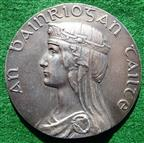 Ireland, The Tailteann Games 1932, silver prize medal