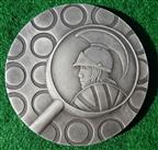 The British Numismatic Society, Centenary 2003, silver medal