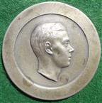 Royal Welsh Agricultural Society & Edward, Prince of Wales, silver prize medal awarded 1931