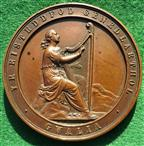 Wales, Swansea Eisteddfod 1863, bronze medal